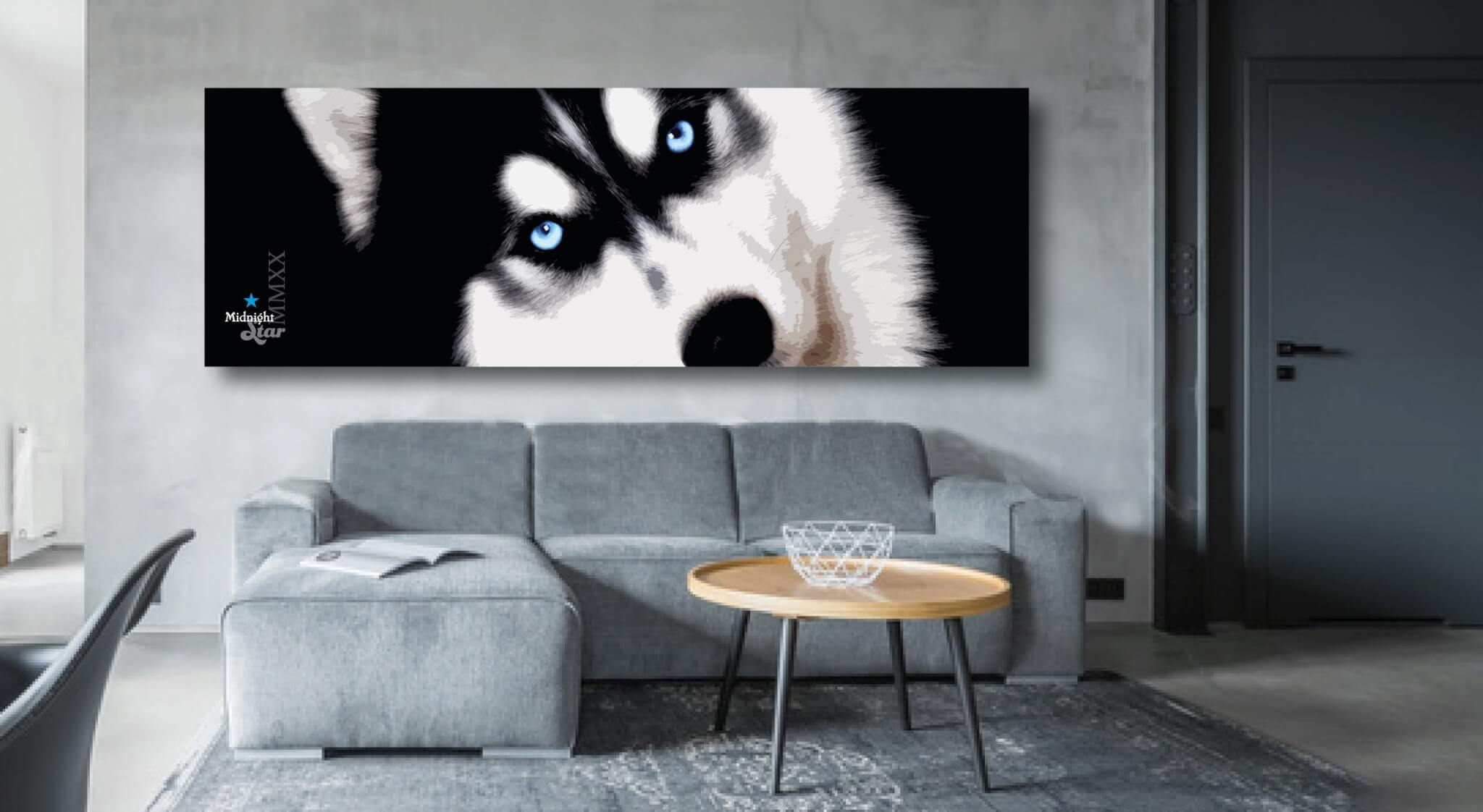My absolutely beautiful Siberian Husky
